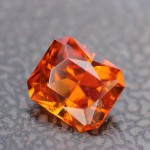 1.48ct Lil' Three Spessartite Garnet, CA