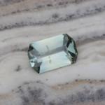 1.24ct Montana Sapphire, Unheated