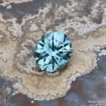 4.57ct Montana Sapphire, Unheated
