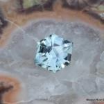 1.67ct Montana Sapphire, Unheated