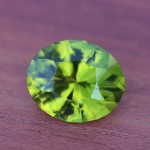 3.96ct Arizona Peridot