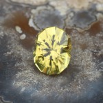 2.70ct Connecticut Heliodor, Untreated