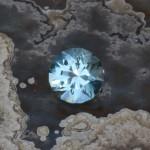 .96ct Aquamarine, Africa