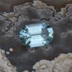 1.00ct Light Blue Aquamarine