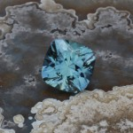 1.81ct Montana Sapphire, Unheated