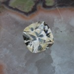 3.15ct Tanzanian Zircon, Heated