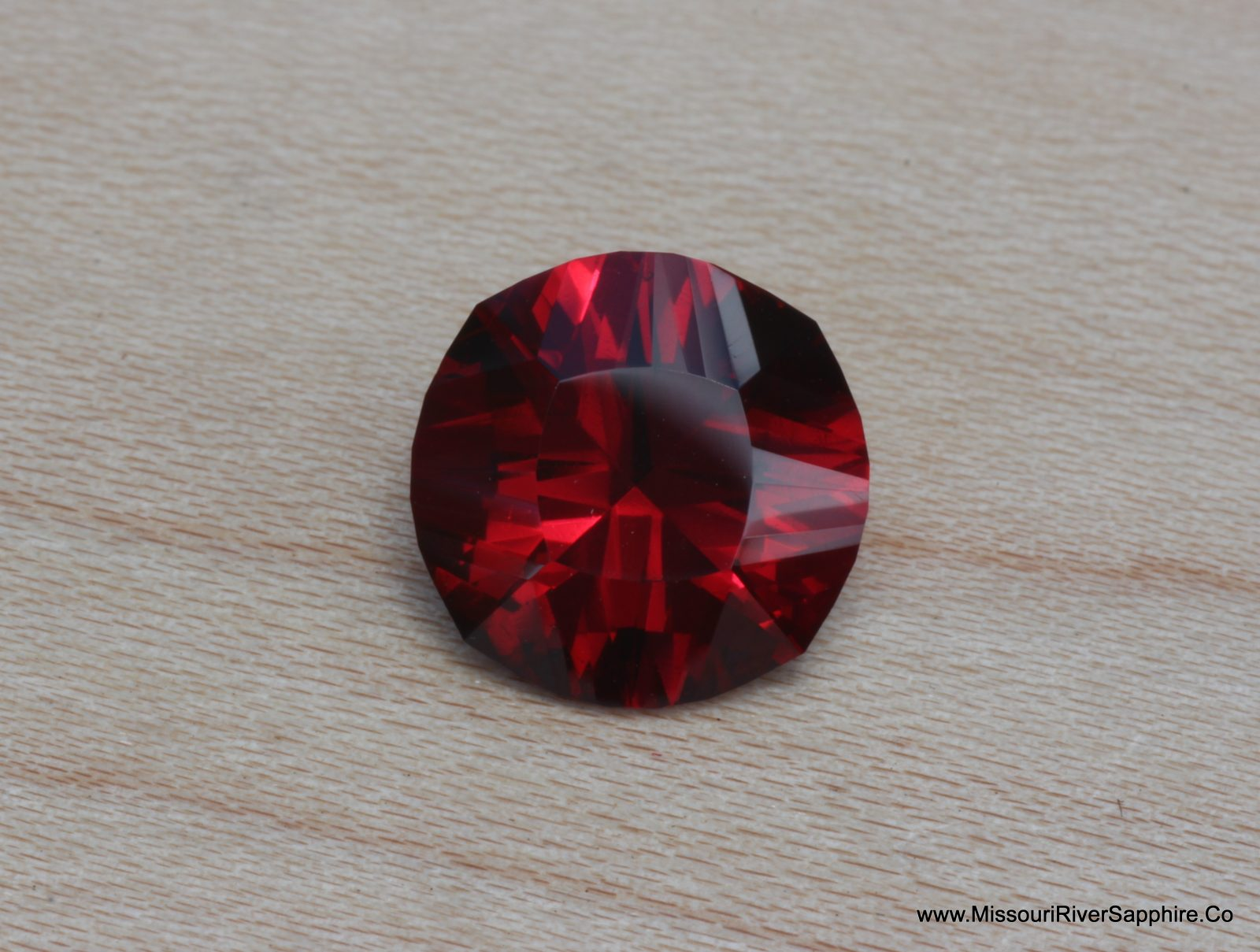Garnet, Red, India, Orissa, Designer