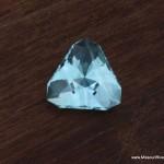 2.07ct North Caroline Aquamarine, Ray Mica Mine