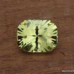 4.63ct Heliodor from Brazil