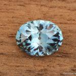 2.16ct Blue Montana Sapphire, Unheated