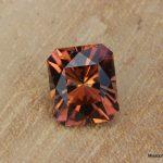 2.32ct Apricot Tourmaline, Himalaya Mine, California