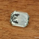 2.64ct Montana Sapphire, Unheated