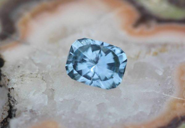 1.5 ct Unheated Montana Sapphire