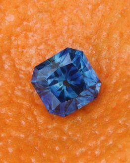 Kashmir Blue Montana Sapphire