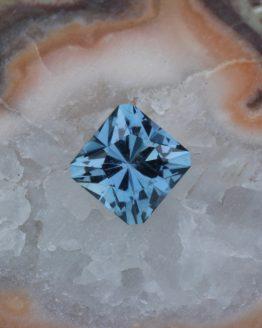 Unheated Blue Montana Sapphire