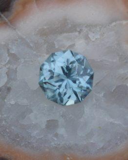 Montana Sapphire Unheated Round