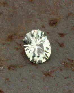 Sage Green Montana Sapphire