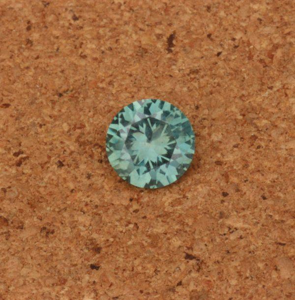 Aqua Blue Montana Sapphire
