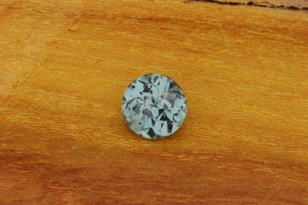 Round Montana Sapphire Unheated