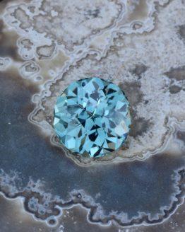 Unheted Montana Sapphire Round