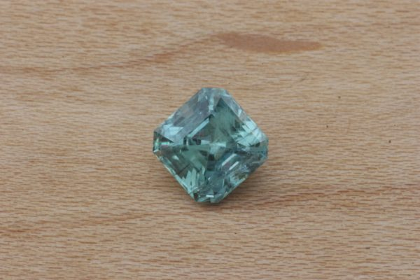 Teal Assher Montana Sapphire