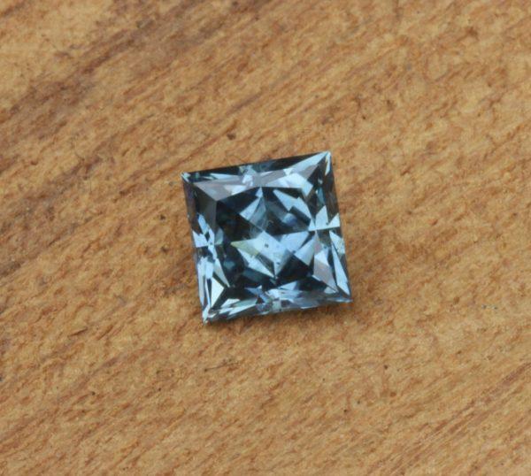 Montana Sapphire Princess cut