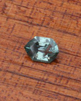 Teal Montana Sapphire